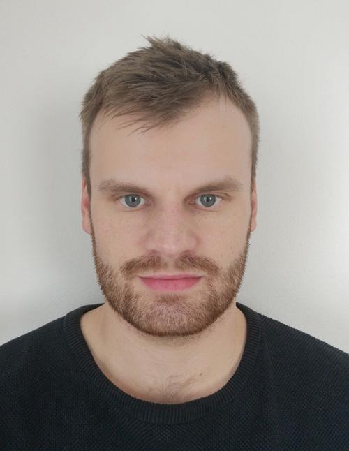 Tiilikaton maalaaja ja pinnoittaja Joona Sääskilahti Oulu.